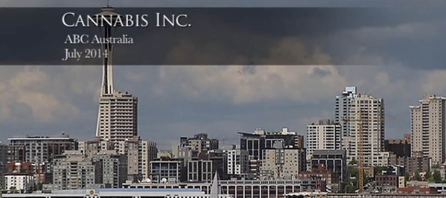 Legalised Cannabis's Corporate Takeover