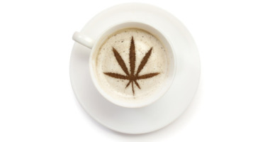 Genius Barista Concocts Marijuana Coffee